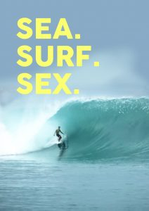 Sea. Surf. Sex. Movie Poster