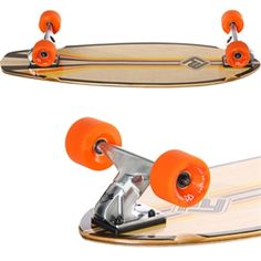 Flying Wheels Montery Boards mit fast echter Revenge Achse