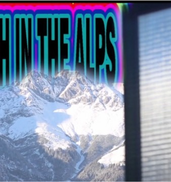 High in the Alps