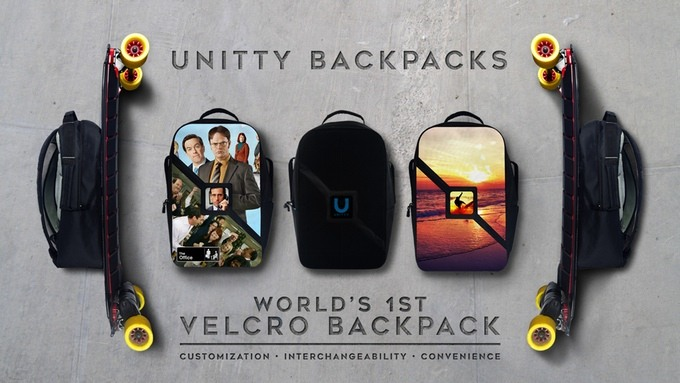 Unitty Backpacks – Der Skateboard Rucksack