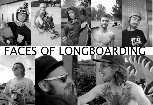 Faces of Longboarding