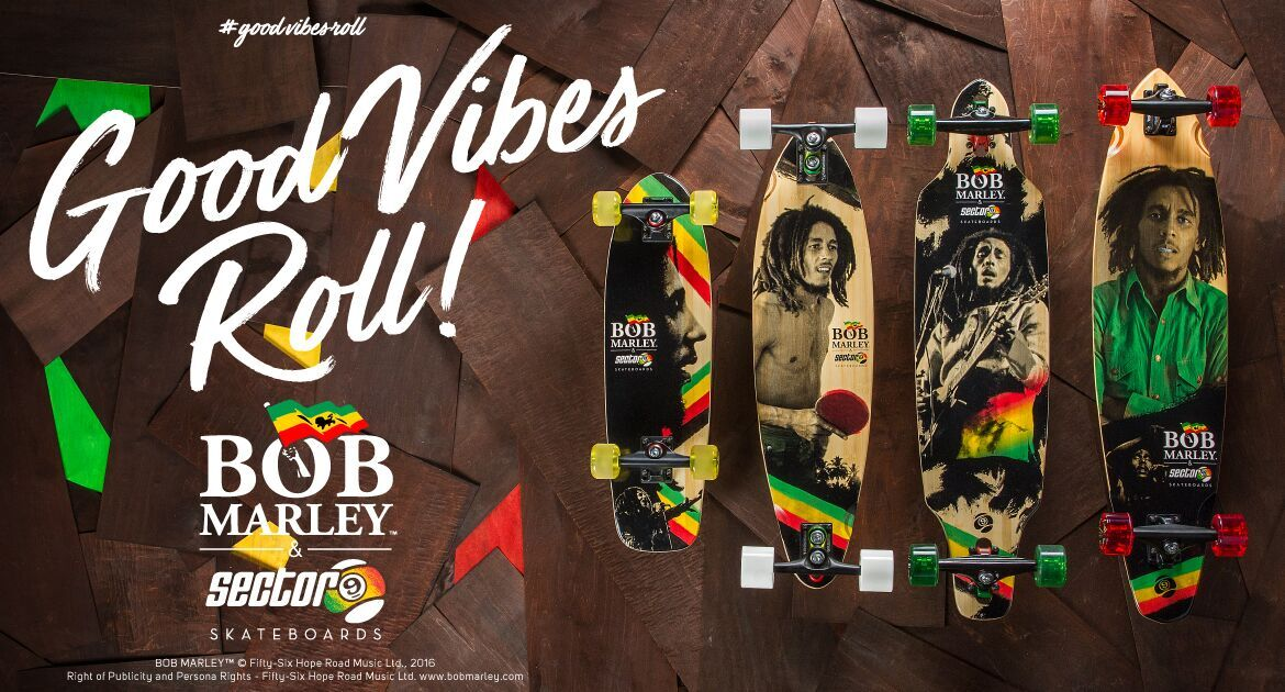 Sector9 meets the Marley Family