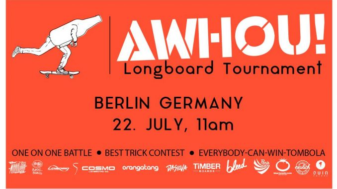 Awhou Longboard Tournament
