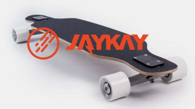 JayKay E-Trucks for Longboards