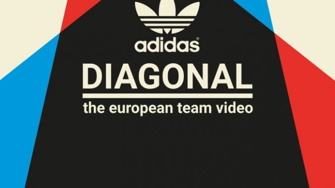 adidas DIAGONAL - european team video