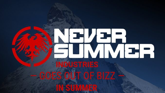 Never Summer Industries stopped Longboard production 2018