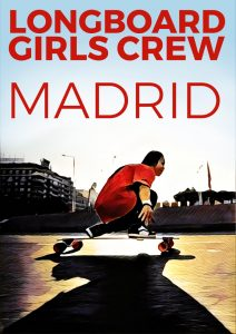 Longboard Girls Crew – Madrid – Skateboard – Video – Cover