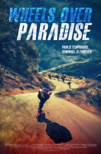 Wheels over Paradise – Movie Poster