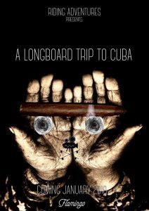 Longboard Trip to Cuba – Movie Poster