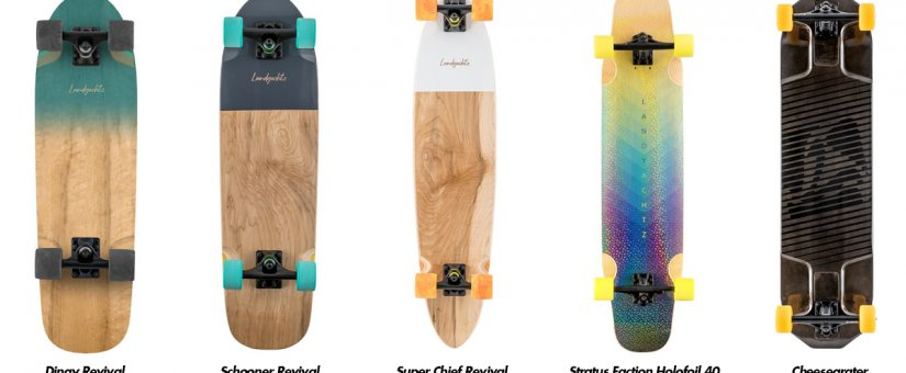 Landyachtz 2020 – Sneak Preview