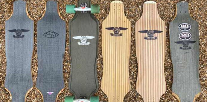 Das Slayer Speedboard – Lush Longboards